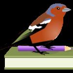 Bokfink1 logo
